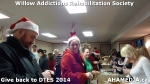 17 AHA MEDIA at Willow Addictions Rehabilitation Society giving back to the DTES