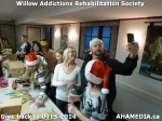 21 AHA MEDIA at Willow Addictions Rehabilitation Society giving back to the DTES