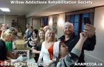 22 AHA MEDIA at Willow Addictions Rehabilitation Society giving back to the DTES
