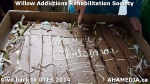 25 AHA MEDIA at Willow Addictions Rehabilitation Society giving back to the DTES