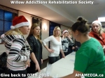 26 AHA MEDIA at Willow Addictions Rehabilitation Society giving back to the DTES
