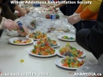 27 AHA MEDIA at Willow Addictions Rehabilitation Society giving back to the DTES