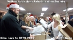 28 AHA MEDIA at Willow Addictions Rehabilitation Society giving back to the DTES
