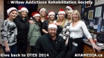 33 AHA MEDIA at Willow Addictions Rehabilitation Society giving back to the DTES
