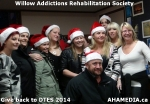 34 AHA MEDIA at Willow Addictions Rehabilitation Society giving back to the DTES