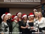 37 AHA MEDIA at Willow Addictions Rehabilitation Society giving back to the DTES