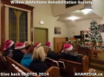 38 AHA MEDIA at Willow Addictions Rehabilitation Society giving back to the DTES