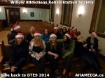 45 AHA MEDIA at Willow Addictions Rehabilitation Society giving back to the DTES