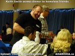 47 Keith Smith serves dinner to homeless friends at Uptown Church Christmas 2014
