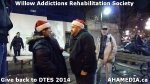 48 AHA MEDIA at Willow Addictions Rehabilitation Society giving back to the DTES