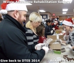 5 AHA MEDIA at Willow Addictions Rehabilitation Society giving back to the DTES
