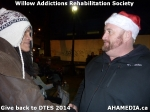 50 AHA MEDIA at Willow Addictions Rehabilitation Society giving back to the DTES