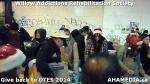51 AHA MEDIA at Willow Addictions Rehabilitation Society giving back to theDTES