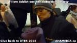 53 AHA MEDIA at Willow Addictions Rehabilitation Society giving back to theDTES