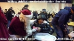 60 AHA MEDIA at Willow Addictions Rehabilitation Society giving back to the DTES