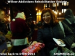 61 AHA MEDIA at Willow Addictions Rehabilitation Society giving back to the DTES