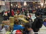 65 AHA MEDIA at Willow Addictions Rehabilitation Society giving back to the DTES