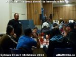 67 Keith Smith serves dinner to homeless friends at Uptown Church Christmas 2014