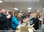7 AHA MEDIA at Willow Addictions Rehabilitation Society giving back to the DTES