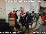 73 AHA MEDIA at Willow Addictions Rehabilitation Society giving back to the DTES