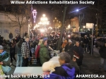 74 AHA MEDIA at Willow Addictions Rehabilitation Society giving back to the DTES