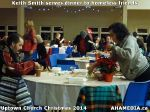 75 Keith Smith serves dinner to homeless friends at Uptown Church Christmas 2014