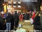 76 AHA MEDIA at Willow Addictions Rehabilitation Society giving back to the DTES
