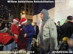 77 AHA MEDIA at Willow Addictions Rehabilitation Society giving back to the DTES