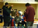 77 Keith Smith serves dinner to homeless friends at Uptown Church Christmas 2014