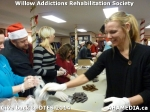 8 AHA MEDIA at Willow Addictions Rehabilitation Society giving back to the DTES
