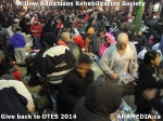 81 AHA MEDIA at Willow Addictions Rehabilitation Society giving back to the DTES