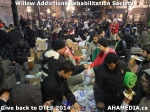 85 AHA MEDIA at Willow Addictions Rehabilitation Society giving back to the DTES