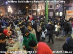 86 AHA MEDIA at Willow Addictions Rehabilitation Society giving back to the DTES