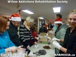9 AHA MEDIA at Willow Addictions Rehabilitation Society giving back to the DTES