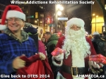 91 AHA MEDIA at Willow Addictions Rehabilitation Society giving back to the DTES