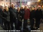 99 AHA MEDIA at Willow Addictions Rehabilitation Society giving back to the DTES