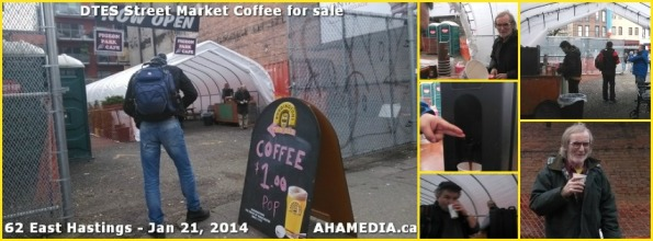 0 DTES Street Market coffee for sale