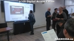 1 AHA MEDIA at DTES Digital Access Forum in Vancouver