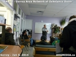 10 AHA MEDIA at SANSU - Surrey Area Network of Substance Users Jan 2015 meeting