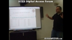 14 AHA MEDIA at DTES Digital Access Forum in Vancouver