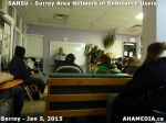 14 AHA MEDIA at SANSU - Surrey Area Network of Substance Users Jan 2015 meeting