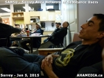 17 AHA MEDIA at SANSU - Surrey Area Network of Substance Users Jan 2015 meeting