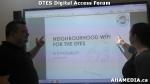 2 AHA MEDIA at DTES Digital Access Forum inVancouver