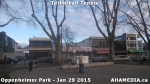 2 AHA MEDIA sees man playing tetherball tennis in Oppenheimer Park in Vancouver DTES
