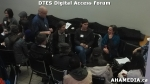 26 AHA MEDIA at DTES Digital Access Forum in Vancouver