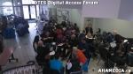 27 AHA MEDIA at DTES Digital Access Forum inVancouver
