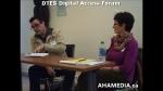 32 AHA MEDIA at DTES Digital Access Forum inVancouver