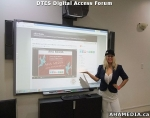 9 AHA MEDIA at DTES Digital Access Forum in Vancouver