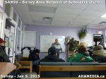 9 AHA MEDIA at SANSU - Surrey Area Network of Substance Users Jan 2015 meeting