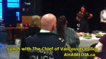AHA MEDIA sees Lunch with Chief Jim Chu of VPD in Vancouver DTES (14)